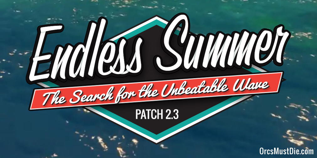 endless summer patch