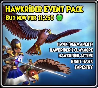 HawkRider Bundle 2021