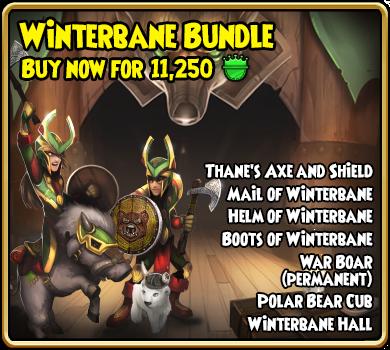 Winterbane Bundle 2021