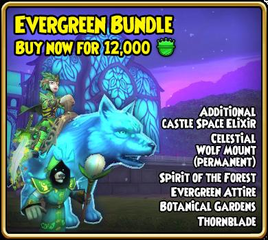 Evergreen Correction Bundle 2021