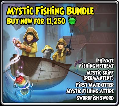 Mystic Fishing 2021