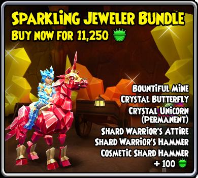 Sparkling Jewel Crafter 2021