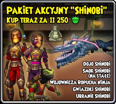 Shinobi Bundle 2021