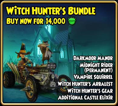 Witch Hunter Bundle 2021