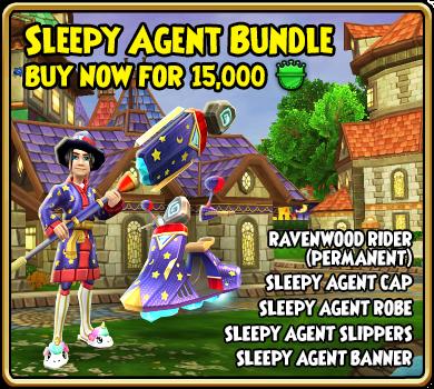 SleepyAgent2021